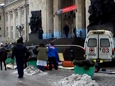 Terrorist bombing in Volgograd: mother shields her child with her body and is blown apart by explosion