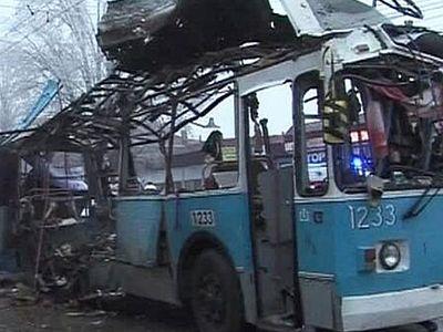 Consecutive Volgograd suicide bombing kills at least 14