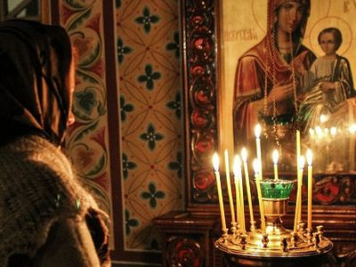 Orthodox Christian Belief Rises Among Russians – Poll
