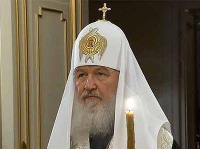 Патриарх Кирилл: Молюсь об упокоении скончавшихся и о скорейшем выздоровлении раненых