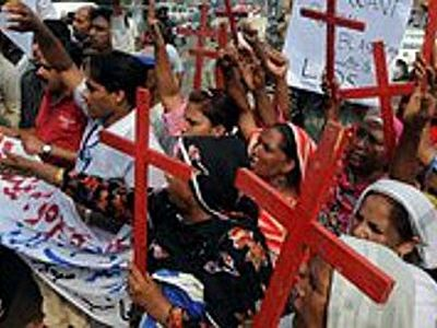 70,000 Christians killed for their faith in 2013