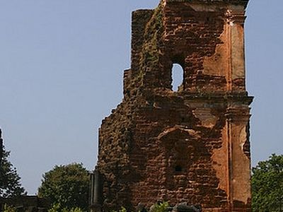 Bone relic in Goa church might be from Georgian Queen: DNA study
