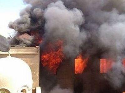 """Подрывы египетских церквей в Рождество планировали """"Хамас"""" и """"Братья-мусульмане"""""""