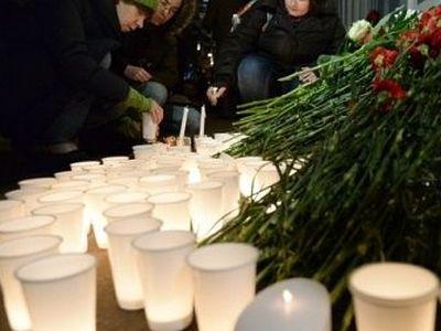 На вокзале Волгограда отслужили панихиду по погибшим в теракте