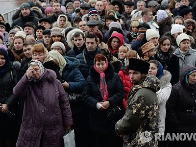 Nearly 40,000 pilgrims visit Cathedral of Christ the Saviour on Thursday