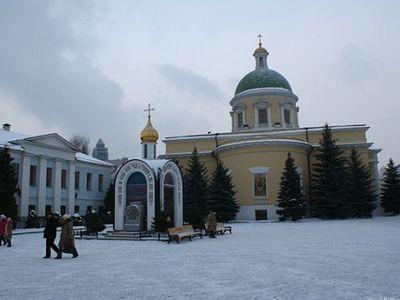 Данилов монастырь организует святочные гуляния