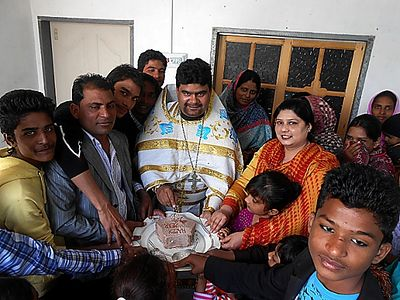 The Blessed Feast of the Nativity of Christ in Pakistan