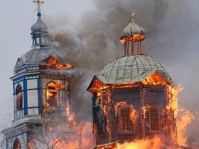Поджоги кряшенских храмов: кому это выгодно?