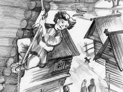 Рассказы о детских годах святителя Феофана