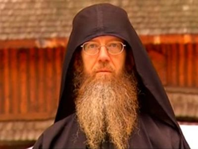 Американец, бросивший всё ради Православия