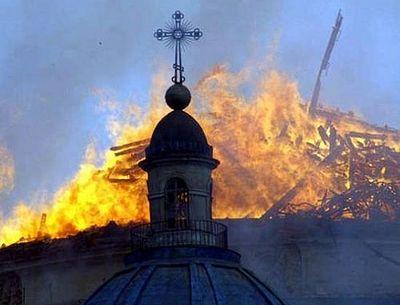 По делу о поджогах церквей и подготовке терактов в Татарстане арестованы 15 человек