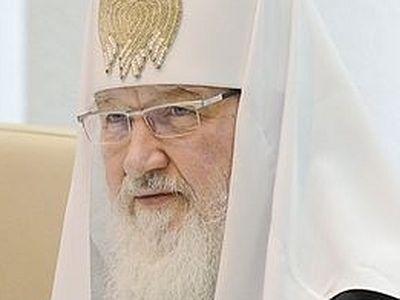 Патриарх Кирилл: Голос Церкви совпадает с голосом народа