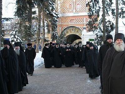 Предстоятель Антиохийской Церкви посетил Троице-Сергиеву лавру