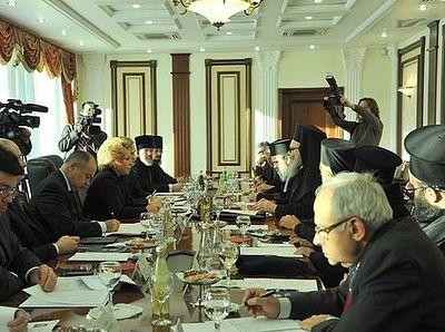 В.Матвиенко: Исход христиан из Сирии станет катастрофой для Ближнего Востока