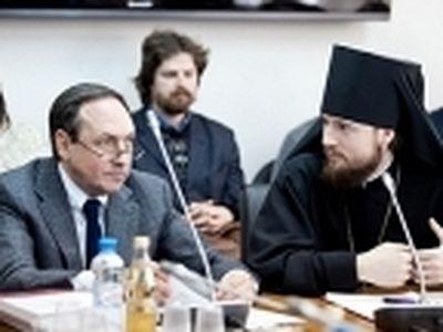 В Госдуме обсудили перспективы православного образования