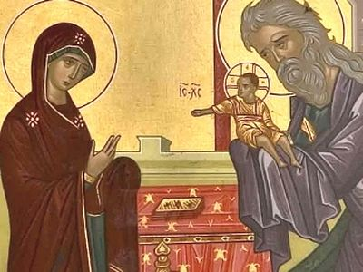 The Song of Simeon, the Presentation of Christ, and the Greek Old Testament