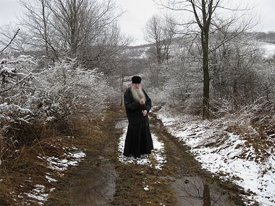 "Schema-Archimandrite Joachim Parr: ""Even the Beatles sang about that!"""