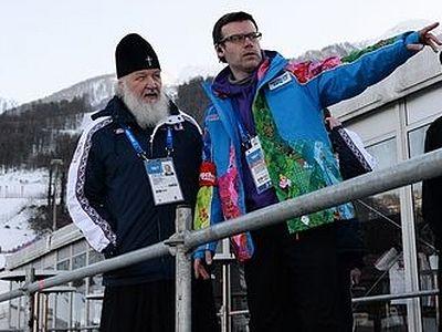 Святейший Патриарх Кирилл осмотрел олимпийские объекты в Сочи
