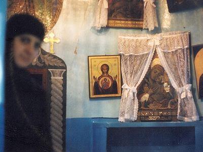 В женском монастыре в Сайднайя сообщают о чуде