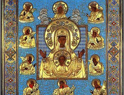 В Вашингтоне поклонились Курско-Коренной иконе Божией Матери