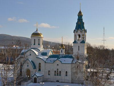 В соборе на Сахалине мужчина открыл стрельбу. Двое погибли, шестеро ранены