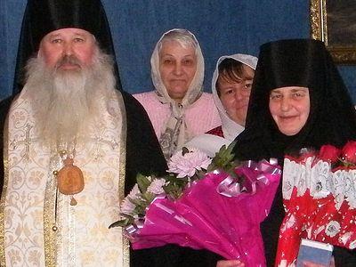 Убиенная монахиня Людмила