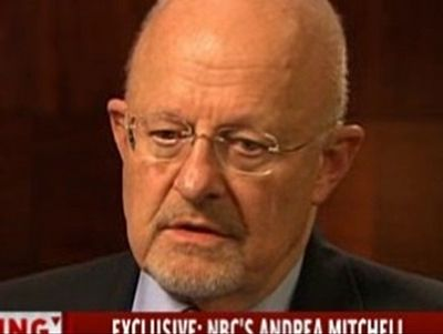 U.S. intelligence chief James Clapper: Syria is 'an apocalyptic disaster'