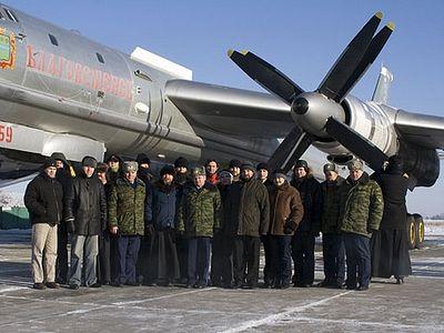 Хроника миссионерской поездки «Наш Дальний Восток». Часть 1: Военная база «Украинка»