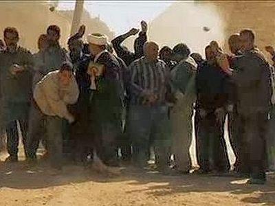Ракка: девушка казнена за пользование социальной сетью