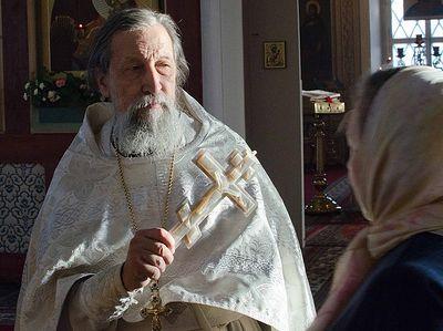 Протоиерей Александр Салтыков: «Во время масленицы читайте Апокалипсис»