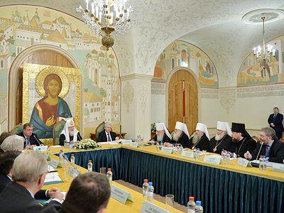 Cостоялось 26-е заседание Советов по изданию «Православной Энциклопедии»