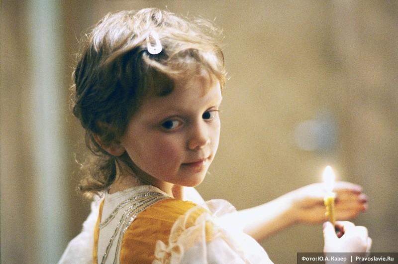 Внучка Катя