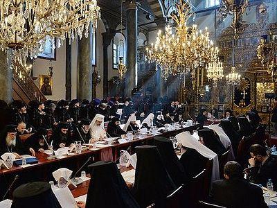 В Стамбуле открылось собрание Предстоятелей Православных Церквей