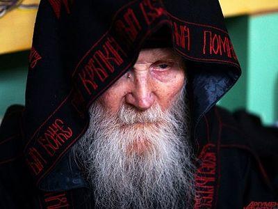 Тихий подвиг. 101-летний пономарь за праведную жизнь пострижен в схимонахи