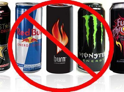 В Госдуму внесен проект о запрете продажи энергетических напитков несовершеннолетним