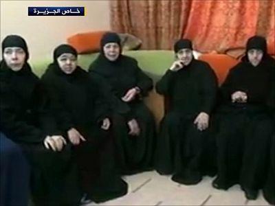 Монахини из Маалюли находятся на свободе