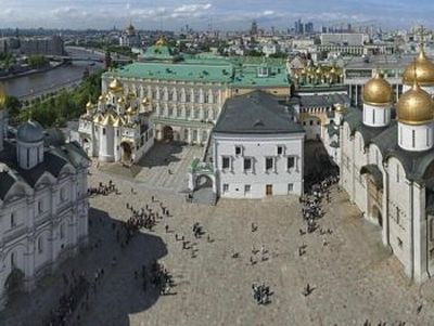 Online tours of the Kremlin cathedrals available