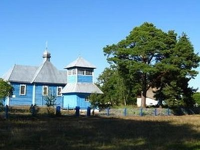 Ancient church robbed in Belarus
