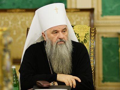 Новым главой Санкт-Петербургской митрополии стал митр. Варсонофий