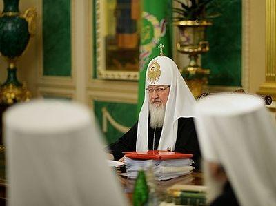 Избраны новые архиереи Русской Православной Церкви