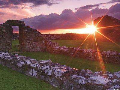 Ирландское монашество