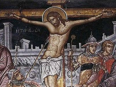 Third Sunday: Veneration of the Cross
