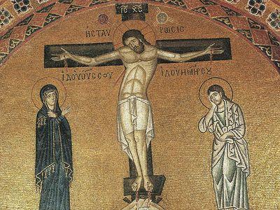 Крест Христов – это любовь