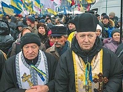 В Русской Церкви критикуют униатов в потворстве вмешательству Запада в дела Украины