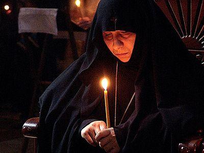Схиигумения Иоанна: «Грузинский Патриарх призвал паству молиться русским святым»