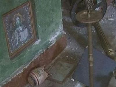 Attacks of Orthodox Churches on Crete continuing