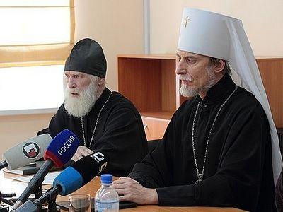 Митрополит Хабаровский Игнатий прокомментировал трагедию в епархии