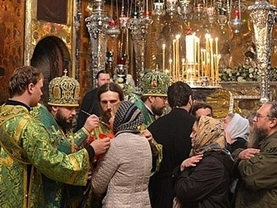 Embrace your Orthodox brothers and sisters in Christ
