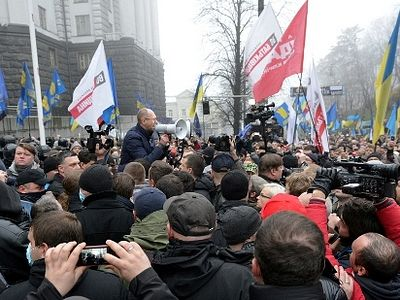 Ukraine Learns the Problem With Revolutions