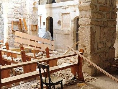Syria troops retake Christian town of Maalula